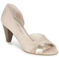 Cipők Női Szandálok / Saruk Betty London IMIMI Rózsaszín