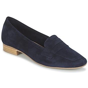 Cipők Női Mokkaszínek Betty London INKABO Kék
