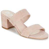 Cipők Női Papucsok Betty London INALO Bőrszínű
