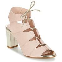 Cipők Női Szandálok / Saruk Betty London INALU Rózsaszín