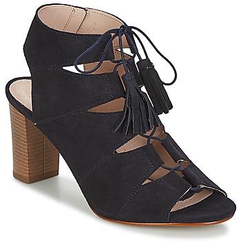 Cipők Női Szandálok / Saruk Betty London INILI Kék