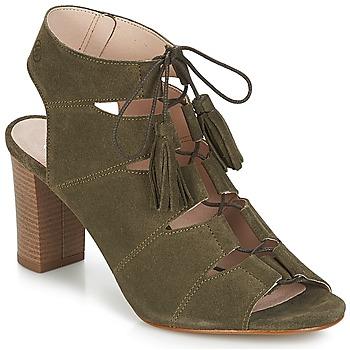 Cipők Női Szandálok / Saruk Betty London INILI Zöld