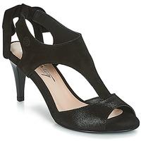 Cipők Női Szandálok / Saruk Betty London INILAVE Fekete