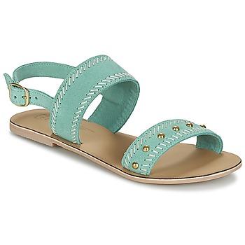 Cipők Női Szandálok / Saruk Betty London IKARI Kék