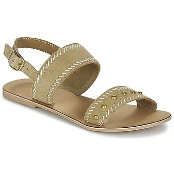 Cipők Női Szandálok / Saruk Betty London IKARI Bézs