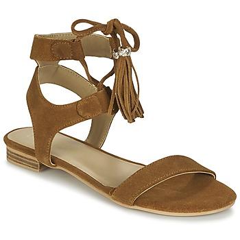 Cipők Női Szandálok / Saruk Betty London IKARA Barna