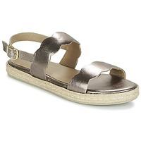Cipők Női Szandálok / Saruk Betty London IKARO Ezüst