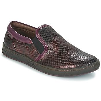Cipők Lány Belebújós cipők Pataugas JLIP-S-J4A Bordó