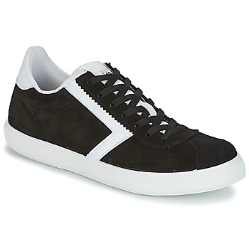 Cipők Férfi Rövid szárú edzőcipők Yurban RETIPUS Fekete