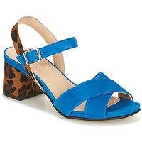 Cipők Női Szandálok / Saruk Fericelli IMOLGA Kék