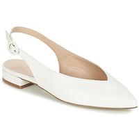 Cipők Női Balerina cipők  Fericelli IKIRUA Fehér