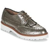 Cipők Női Oxford cipők Mam'Zelle ROSEAU Ezüst
