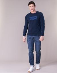 Ruhák Férfi Slim farmerek Levi's 511™ SLIM FIT Kék