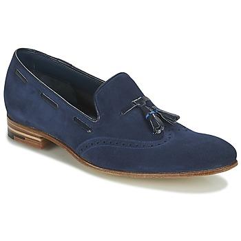 Cipők Férfi Mokkaszínek Barker RAY Tengerész