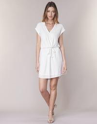 Ruhák Női Rövid ruhák Le Temps des Cerises FORKATON Fehér