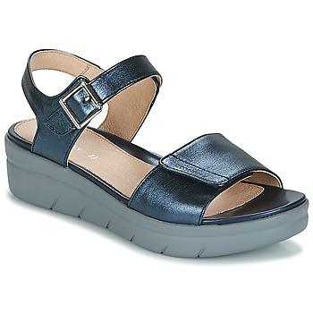 Cipők Női Szandálok / Saruk Stonefly AQUA III Kék