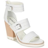 Cipők Női Szandálok / Saruk Strategia BARREA Fehér