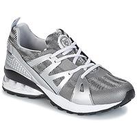 Cipők Női Rövid szárú edzőcipők Philipp Plein Sport ARLENIS Szürke / Ezüst