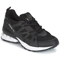 Cipők Női Rövid szárú edzőcipők Philipp Plein Sport ARLENIS Fekete