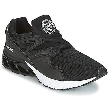 Cipők Férfi Rövid szárú edzőcipők Philipp Plein Sport KSISTOF Fekete