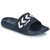 Cipők strandpapucsok Hummel LARSEN SLIPPPER Kék