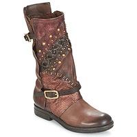 Cipők Női Csizmák Airstep / A.S.98 VERTI Csoki / Bársonyvirág