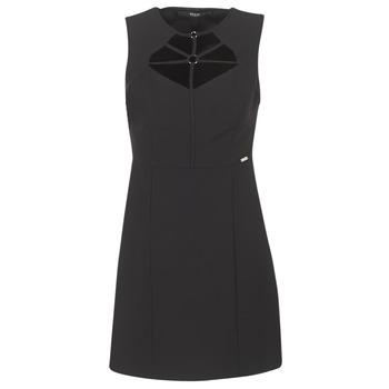 Ruhák Női Rövid ruhák Guess SLOREPA Fekete