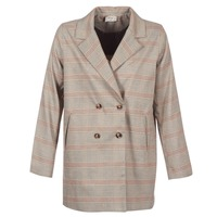 Ruhák Női Kabátok / Blézerek Betty London  Bézs