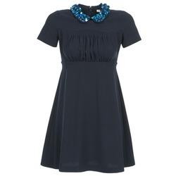 Ruhák Női Rövid ruhák Manoush COMMUNION Kék