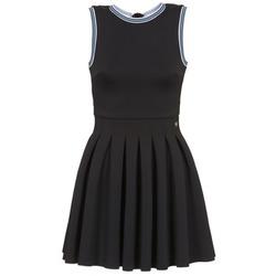 Ruhák Női Rövid ruhák Manoush ATHLETE Fekete