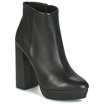 Cipők Női Bokacsizmák Buffalo  Fekete