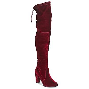 Cipők Női Combcsizmák Buffalo  Piros