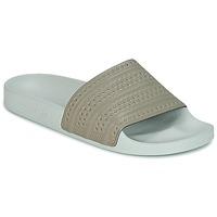 Cipők strandpapucsok adidas Originals ADILETTE Bézs / Zöld