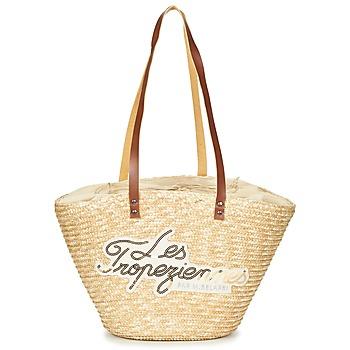 Táskák Női Bevásárló szatyrok / Bevásárló táskák Les Tropéziennes par M Belarbi MILOS Bézs