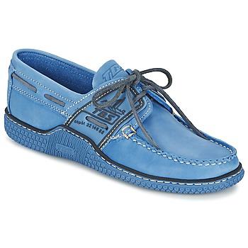 Shoes Férfi Vitorlás cipők TBS GLOBEK Kobalt / Este