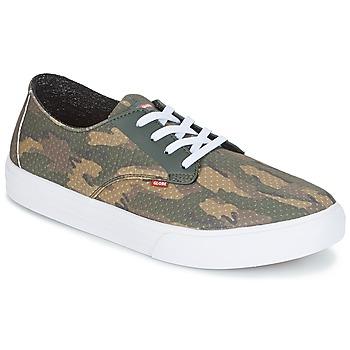 Cipők Férfi Deszkás cipők Globe Motley LYT Zöld