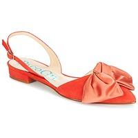 Cipők Női Szandálok / Saruk Paco Gil MARIE TOFLEX Piros