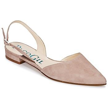 Cipők Női Szandálok / Saruk Paco Gil MARIE TOFLEX Bőrszínű