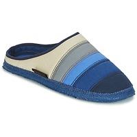 Cipők Női Mamuszok Giesswein AZUSA Kék / Bézs
