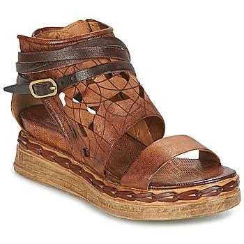 Cipők Női Szandálok / Saruk Airstep / A.S.98 LAGOS Barna