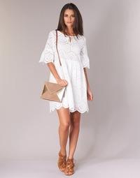 Ruhák Női Rövid ruhák Betty London INNATU Fehér