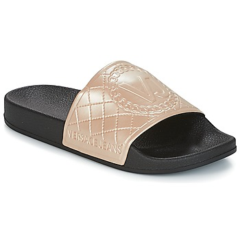 Cipők Női strandpapucsok Versace Jeans E0VRBSH1 Arany