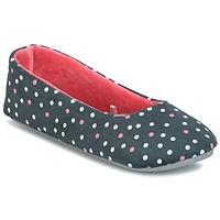 Cipők Női Mamuszok DIM D BELINDA Szürke / Rózsaszín