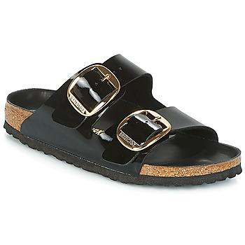 Cipők Női Papucsok Birkenstock ARIZONA BIG BUCKLE Fekete