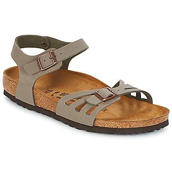 Cipők Női Szandálok / Saruk Birkenstock BALI Szürke