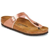 Cipők Női Lábujjközös papucsok Birkenstock GIZEH Rózsaszín