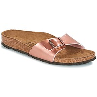 Cipők Női Papucsok Birkenstock MADRID Rózsaszín