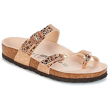 Cipők Női Lábujjközös papucsok Birkenstock MAYARI Rózsaszín