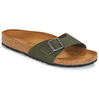 Cipők Férfi Papucsok Birkenstock MADRID Zöld
