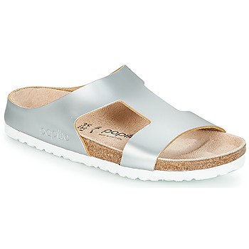 Cipők Női Papucsok Papillio CHARLIZE Ezüst
